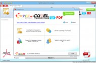 FoxPDF SHW to PDF Converter screenshot